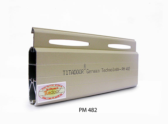 Cửa cuốn Titadoor PM-482
