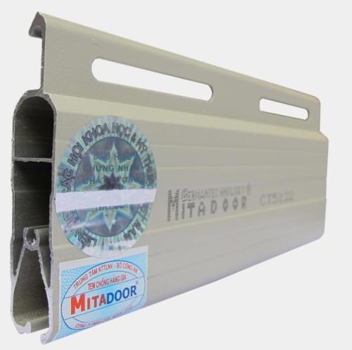 Cửa cuốn Mitadoor ct 5122