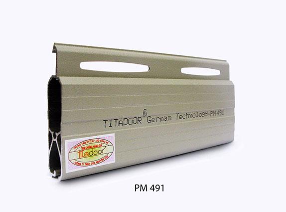 Cửa cuốn Titadoor PM-491