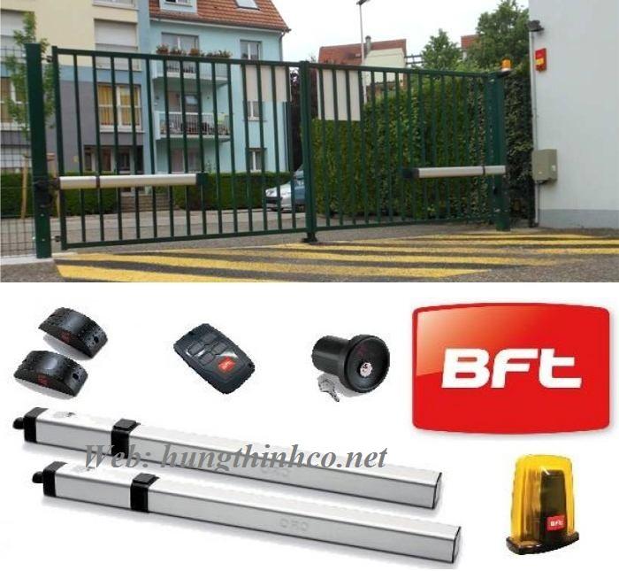 Cửa cổng cánh tay đòn BFT LUX BT300kg