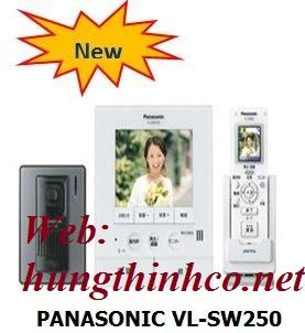 Hệ thống chuông cửa có hình Panasonic
