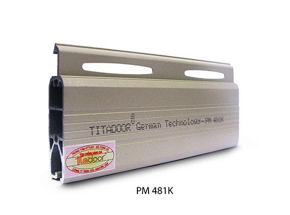 Cửa cuốn Titadoor PM-481K